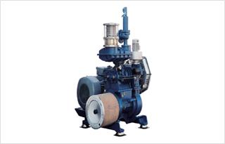 Aerzen DELTA系列低压无油亚博官网入口压缩机VM/VML型