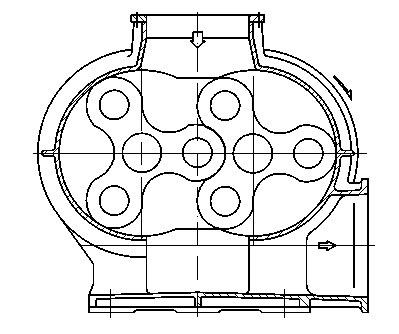 0类轴承简笔画-三叶罗茨鼓风机的检修流程与质量标准