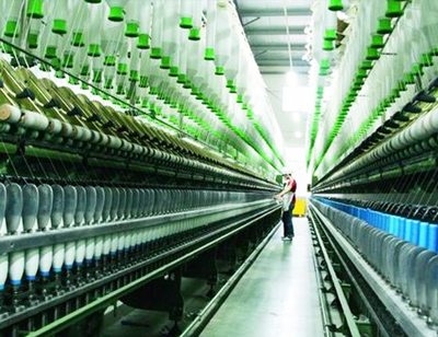 纺织化纤行业应用