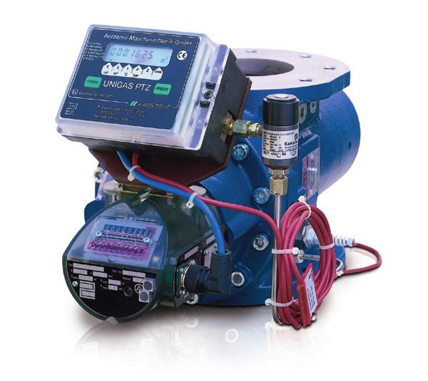 紧凑型电子流量转换器