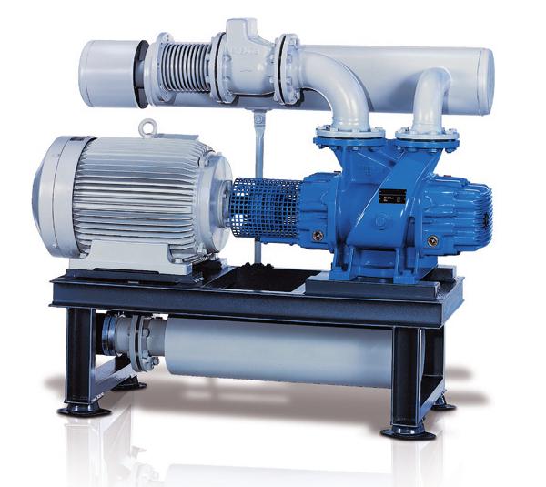 GM---Sm/Lm带预进气负压机组