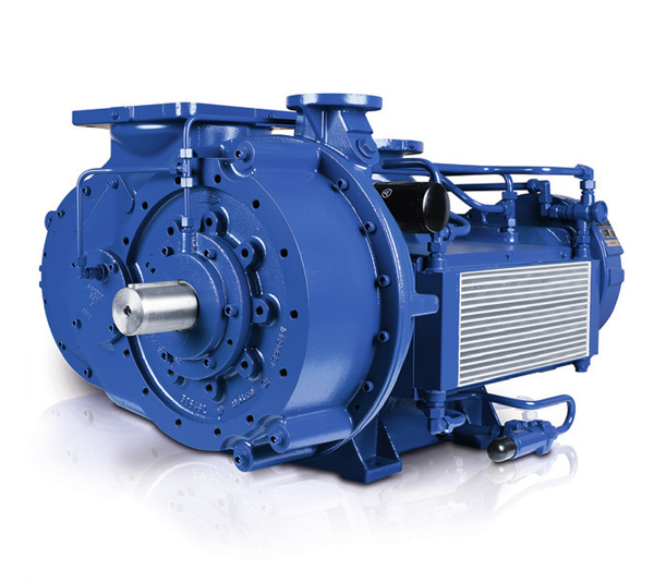 VM/VML系列负压/正压压缩机---皮带驱动