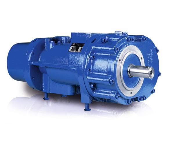 VMW系列喷水带空压机