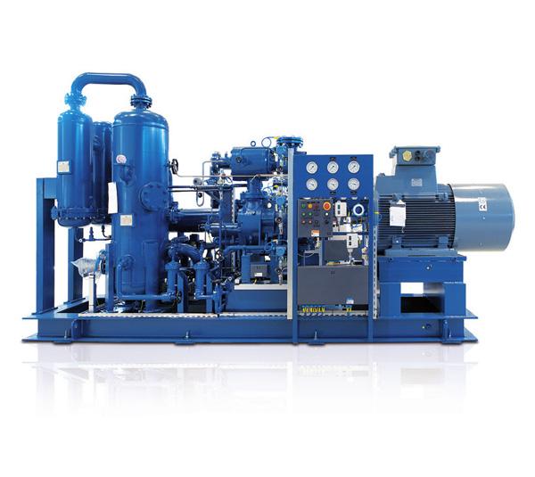 VMY系列喷油沼气压缩机机组